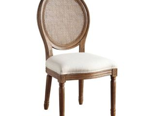 Stella Oval Back Chair linen   OSP Home Furnishings