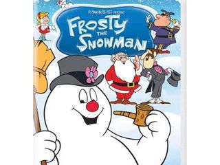 Frosty The Snowman Deluxe Edition  DVD