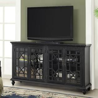 Four Door Media Credenza   72 Inches In Width  Retail 947 49