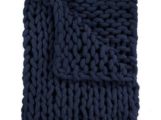 Donna Sharp s Chunky Chenille Throw  Retail 80 00