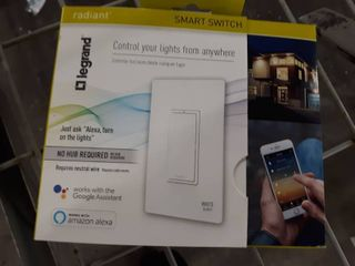 legrand Radiant Smart Switch