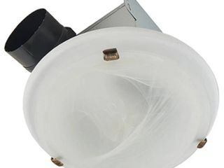Broan 770RlTK Decorative Ventilation Fan light