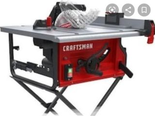 Craftsman Miniature Table Saw