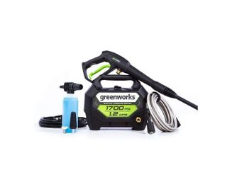 Greenworks 1700 psi Portable Electric Pressure Washer