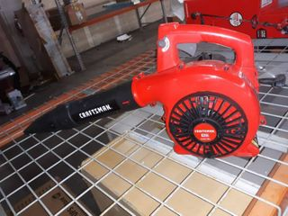Craftsman 2 cycle gas blower