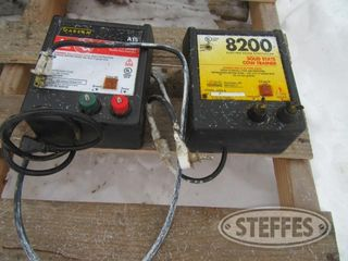 2 electric fence chargers 1 jpg