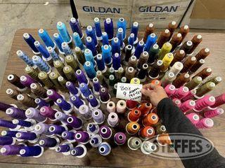 Assorted Madiera Thread Spools 0 jpg
