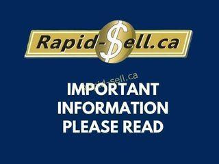Auction Information - Please Read!