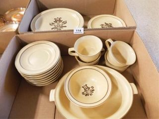 Pfaltzgraff Dish Set  20