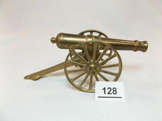 Brass Type Display Cannon