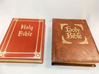 large Family Bibles  2