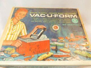 Vac U Form by Mattel  in Box