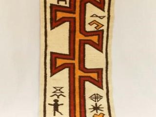Native American Style Tapestry  42  x 171 2