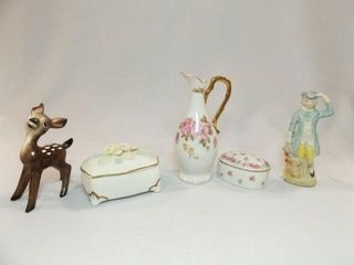 Figurines  Vase  Containers  5