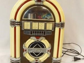 Classic Juke Box Radio   Cassette Player
