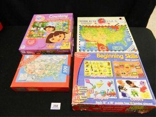 Puzzles   4  Floor Puzzle