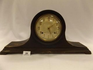 New Haven Mantle Clock  20  x 9  x 5