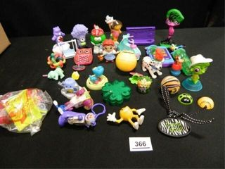 Assorted Toys  20 plus