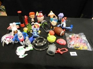 Toy Figures  Assortment  20 plus