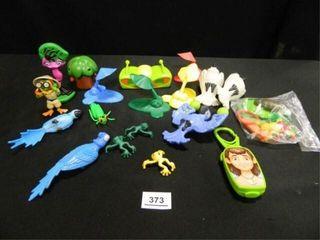 Plastic Figures Toys