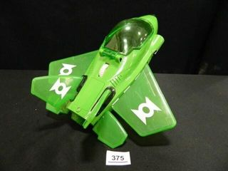 DC Super Friends Hal Jordan Plane