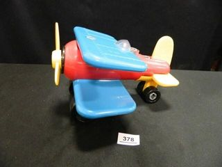 Battat Toy Plane  Made in China