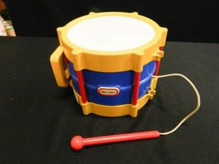 little Tykes Toy Drum