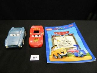 Disney  Cars 2  Drawing Book