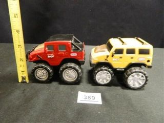 little Tykes Hummer Vehicles   2