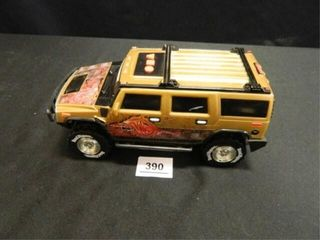 Hummer Road Ripper Toy Vehicle