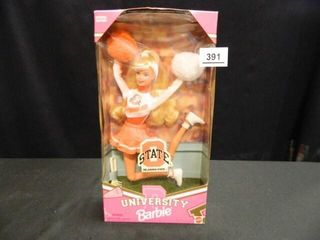 Oklahoma State University Barbie