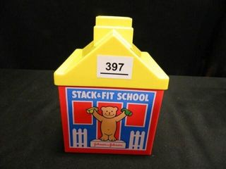 Johnson   Johnson Stack   Fit Toy