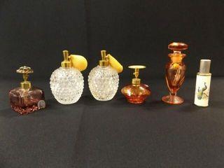 Perfume Bottles  Atomizers  6