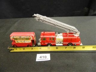 Ertl 1983 Double Decker Bus