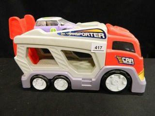 Car Transporter  w Car