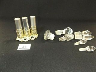Perfume Bottle Glass Stoppers  7