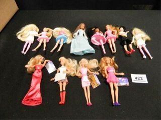 Barbies   11  McDonalds