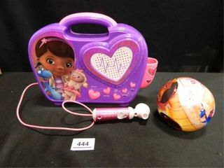 Disney Doc McStuffins Boom Box