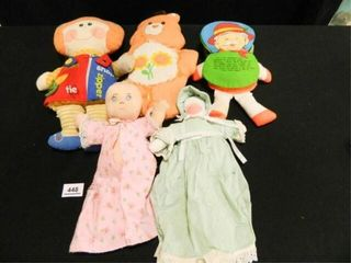 Soft Body Dolls  1 Storybook Doll