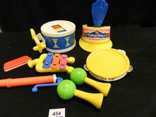 Musical Instrument Toys  Assorted