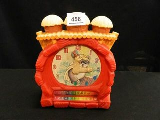 Wicket the Ewok Teaching Clock