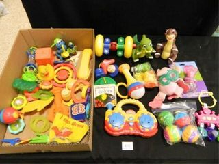 Baby Toy Assortment  Teethers