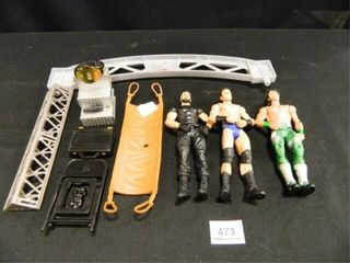 WWE Action Figures 3  Accessories