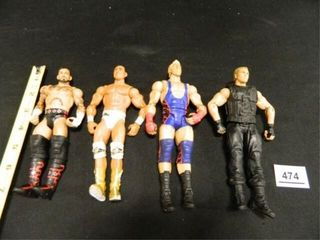 WWE Action Figures 4