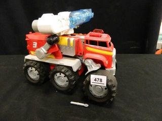 Matchbox Plastic Truck