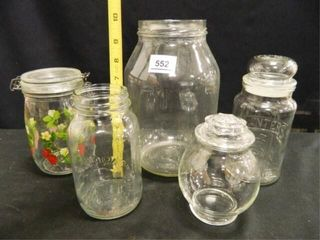 Glass Jar   5