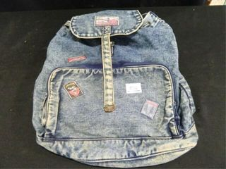 Jean Backpack