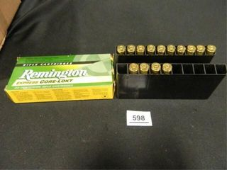 Remington Rifle Cartridges   14