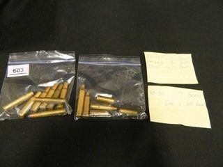 30 30 Ammo   Brass per seller