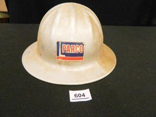 Parco Aluminum Helmet